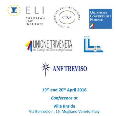 Conferenze Villa Braida - 19 - 20 Aprile