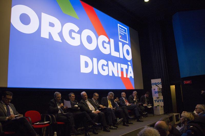 Giornata della dignità e dell'orgoglio dell'Avvocatura - 23 Febbraio 2018