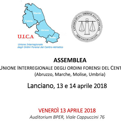 Unione Interregionale degli Ordini Forensi del Centro-Adriatico